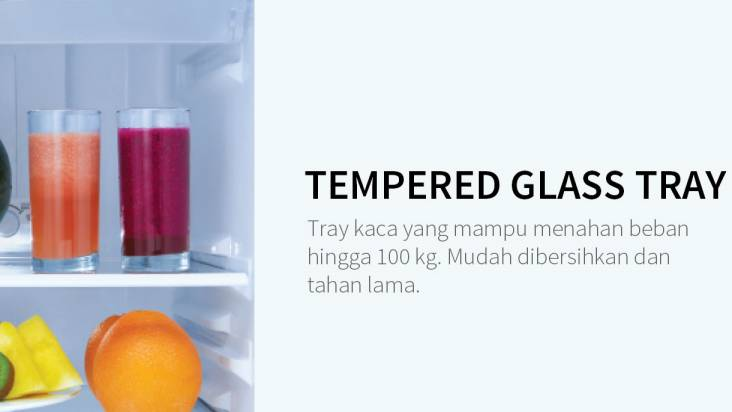 Tempered Glass Tray