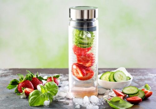 infused water fruit