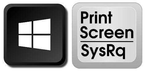 keyboard windows print screen