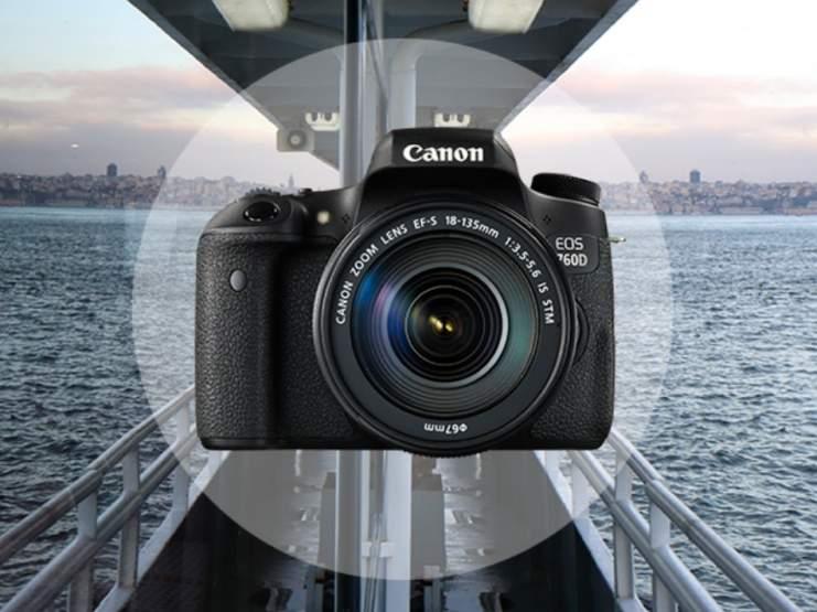 Kamera Canon Terbaik EOS 760D