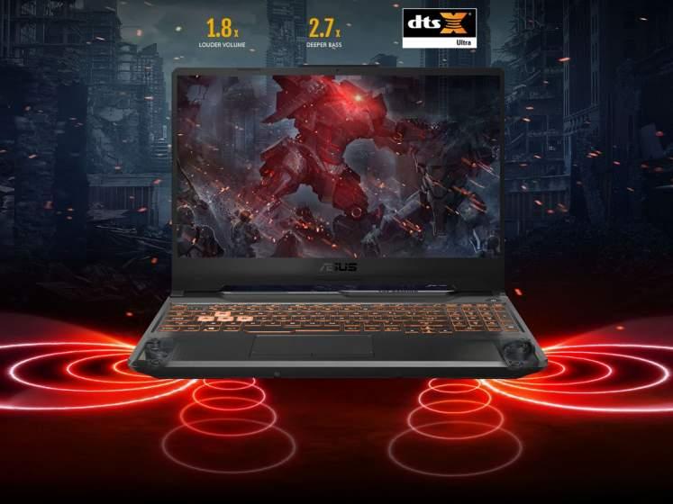 ASUS TUF Gaming A15 FX506II-R55TB6T