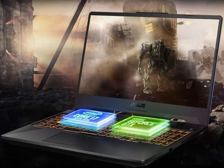 Laptop Gaming Terbaik ASUS TUF F15 FX506LH-I765B8T-O