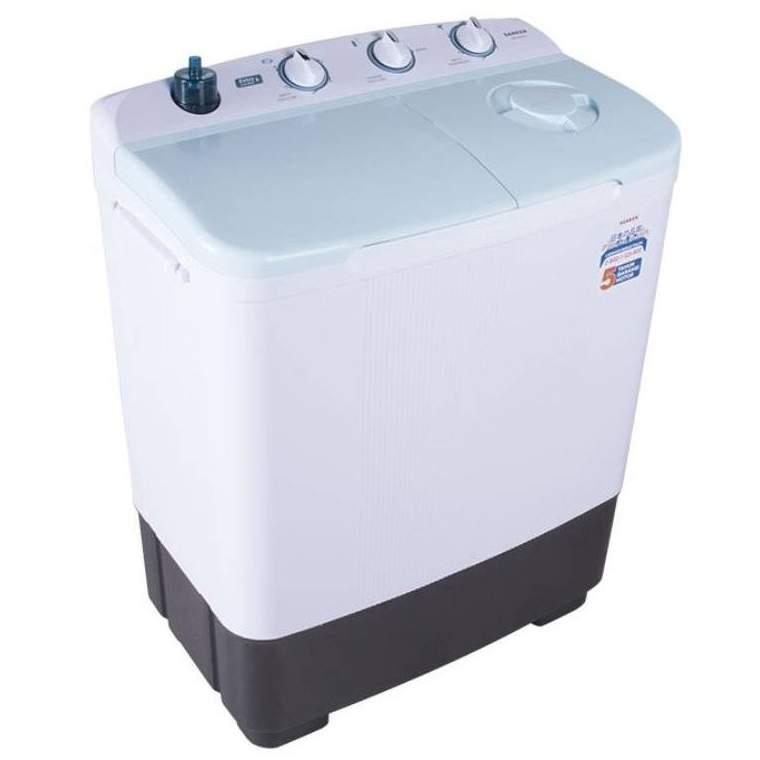 SANKEN Mesin Cuci 2 Tabung 8 kg TW-8660ETG