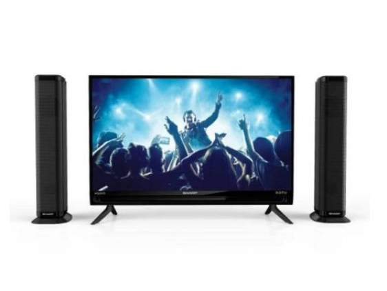 SHARP 32 Inch Aquos LED TV 2T-C32BB1I-TB